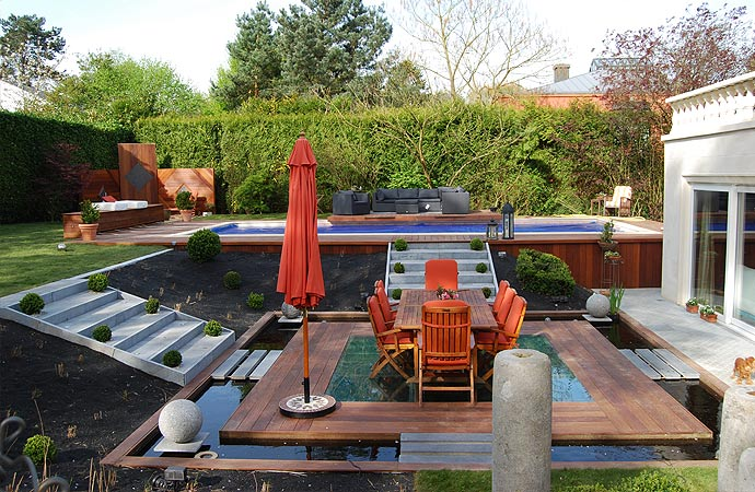 Aménagement extérieur / jardin