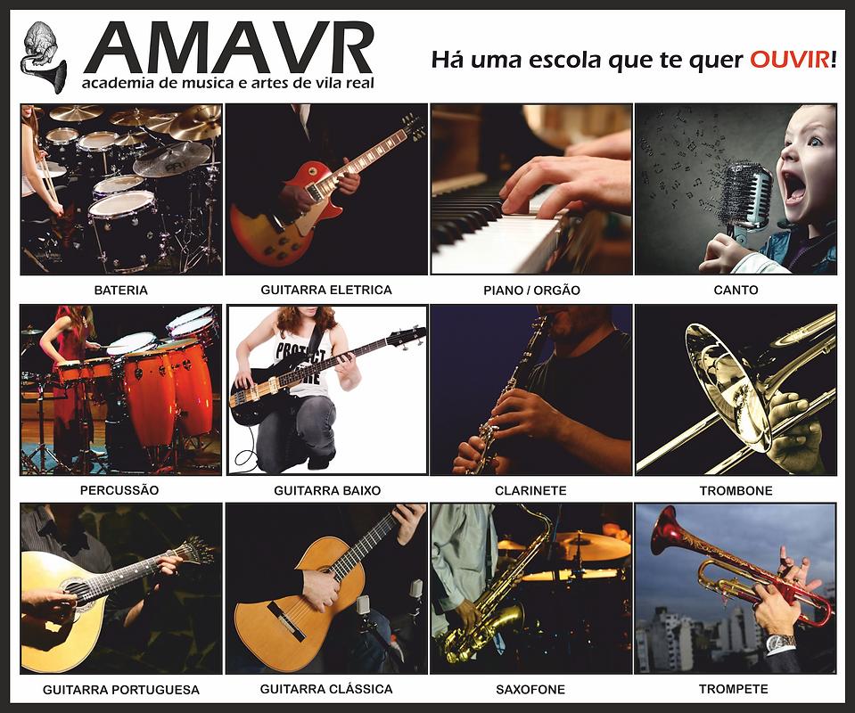 AMAVR - ACADEMIA DE MUSICA E ARTES DE VI