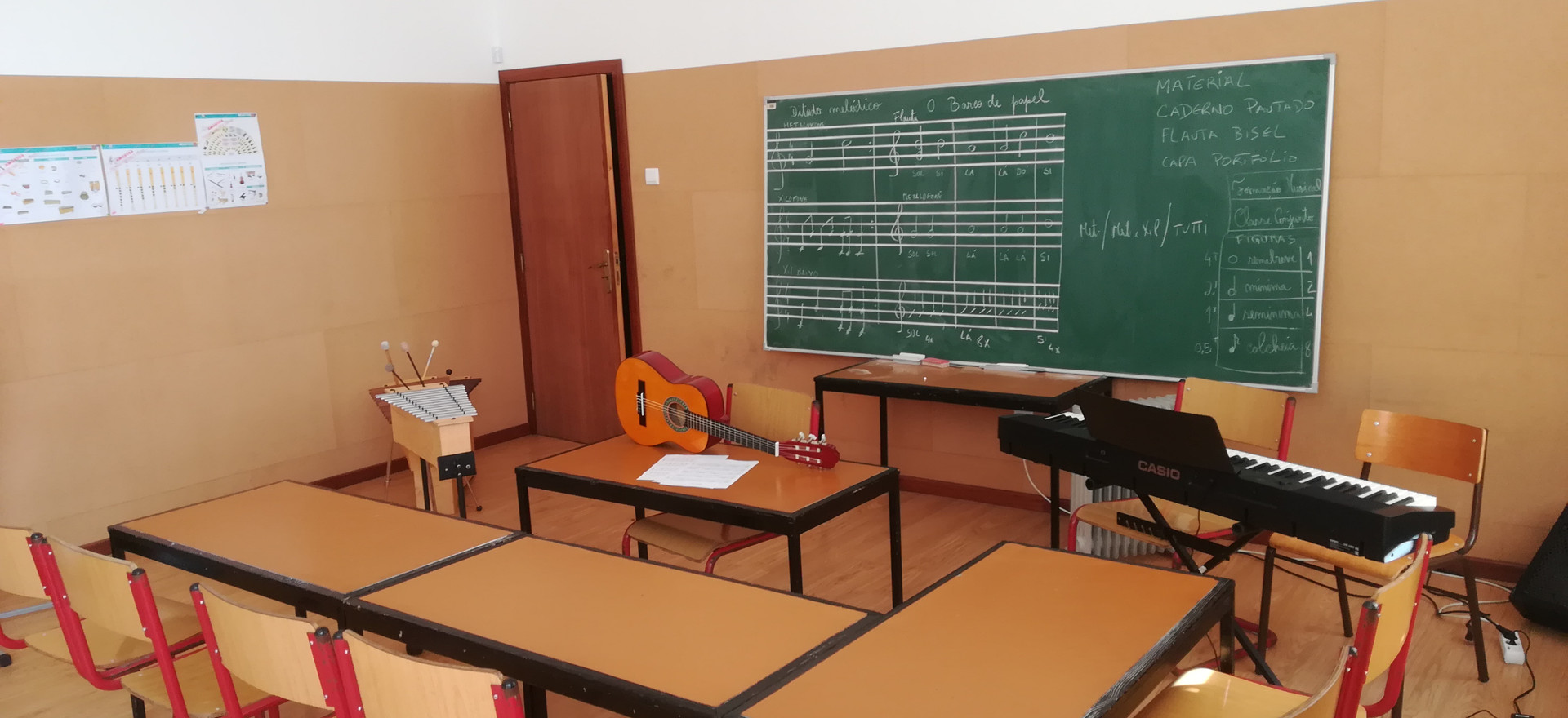 Sala Formação Musical