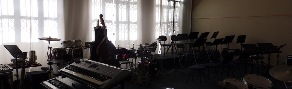 Sala de Ensaio Orquestra - Classse de Co