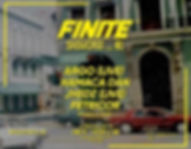 finite showcase flyer
