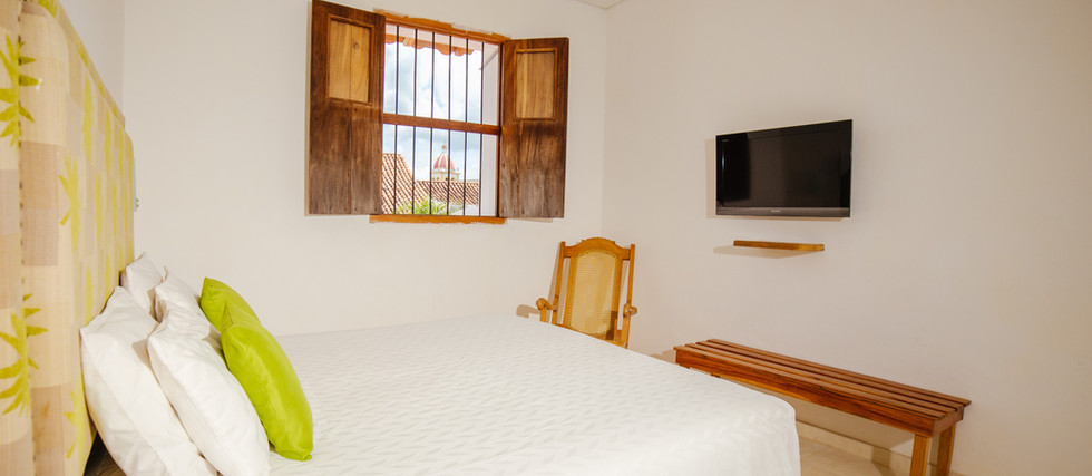 BIOMA PREMIUM DOUBLE ROOM - LOBATA - VIEW