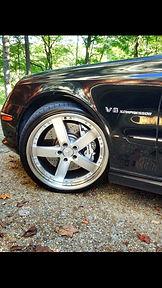 Momentum Expert Mercedes Brakes
