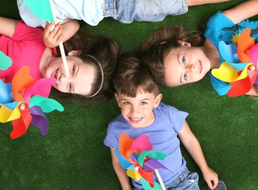 Kid's Small Groups: Week 1