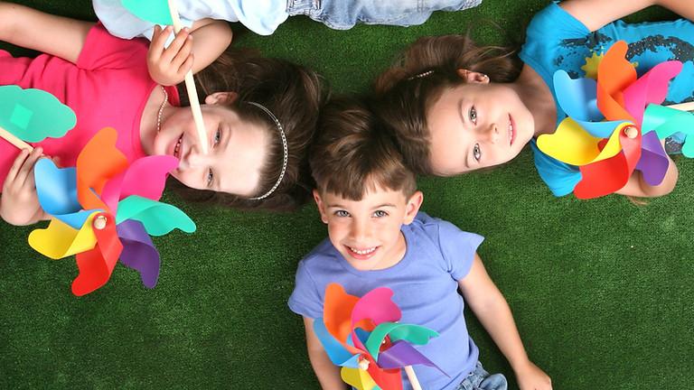 5 הסודות לילדים בריאים וחזקים