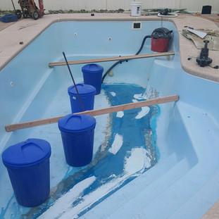 Fiberglass Pool Crack Repair
