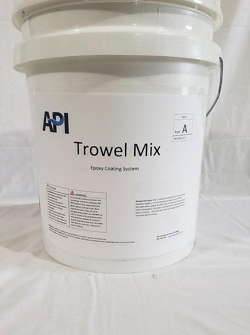 Large Unit Trowel Mix with Trowel Mix Hardener