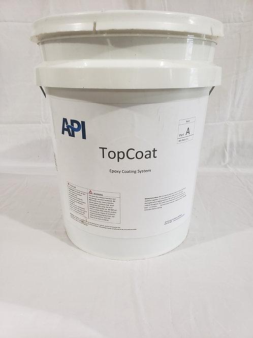 Large Unit Top Coat with Top Coat Hardener