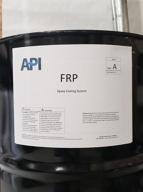 Drum of FRP Resin