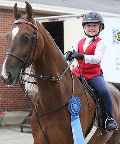 english horseback riding lessons for kids