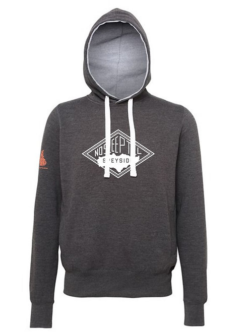 The HipHop Collection - Charcoal Hoodie - 3 designs