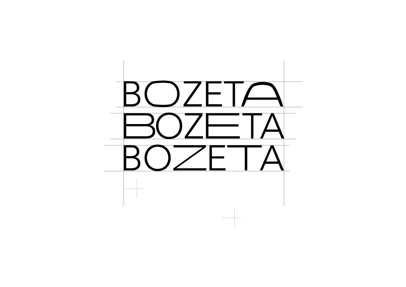 Bozeta logotipo