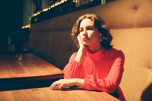 Mikayla at The Ironwood - 35mm