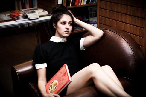 Lisette Xavier at Shelf Life Books