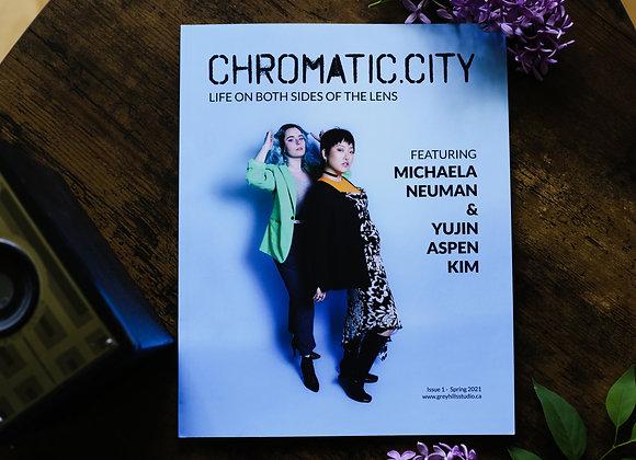 Chromatic.City Print Issue 1