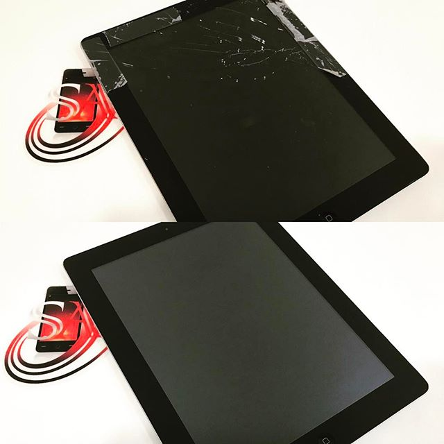 iPad 2 Black Screen Replacement