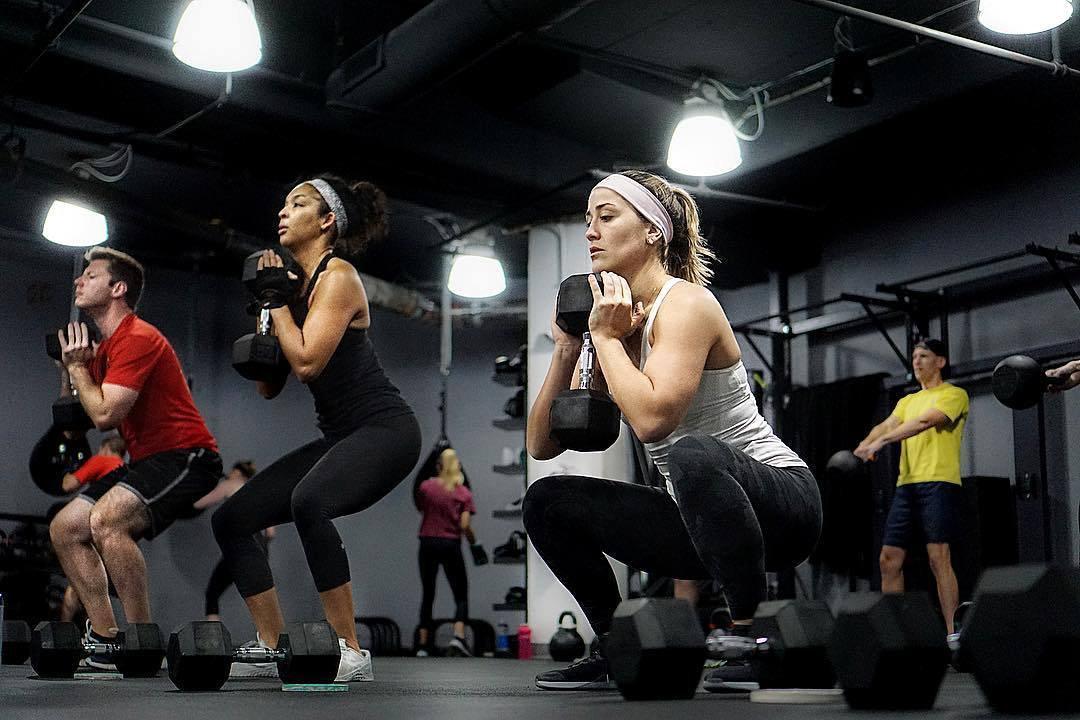 9am Sabado full body training
