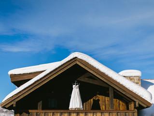 Winter weddings in Steamboat Springs