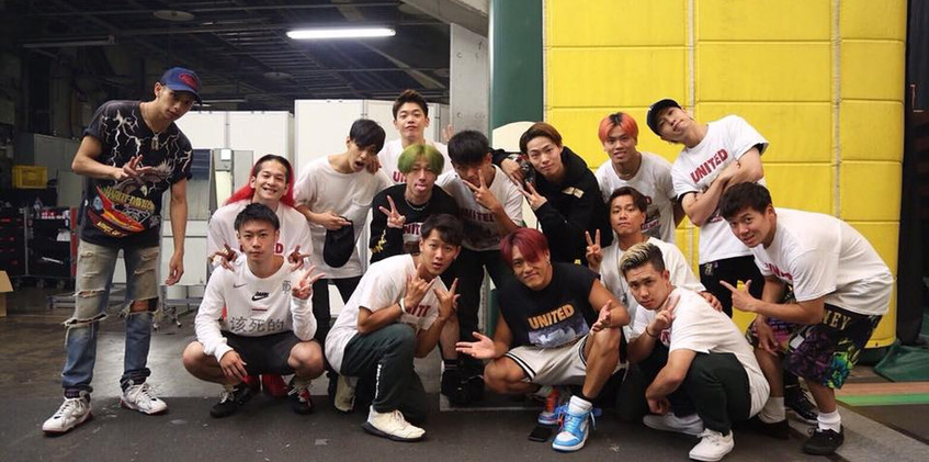 GENERATIONS from EXILE TRIBE ドームツアーUNITED JOURNEY2018 パフォーマンス