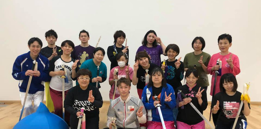 大川智矢 剣術講習会