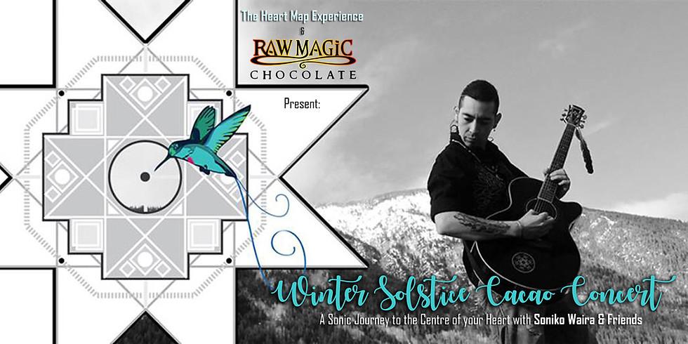 Winter Solstice Cacao Concert