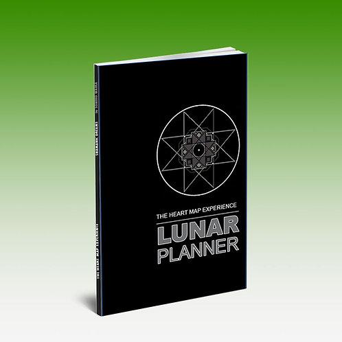 Heart Map ~ Lunar Planner