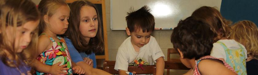 Children's Ministry at Third