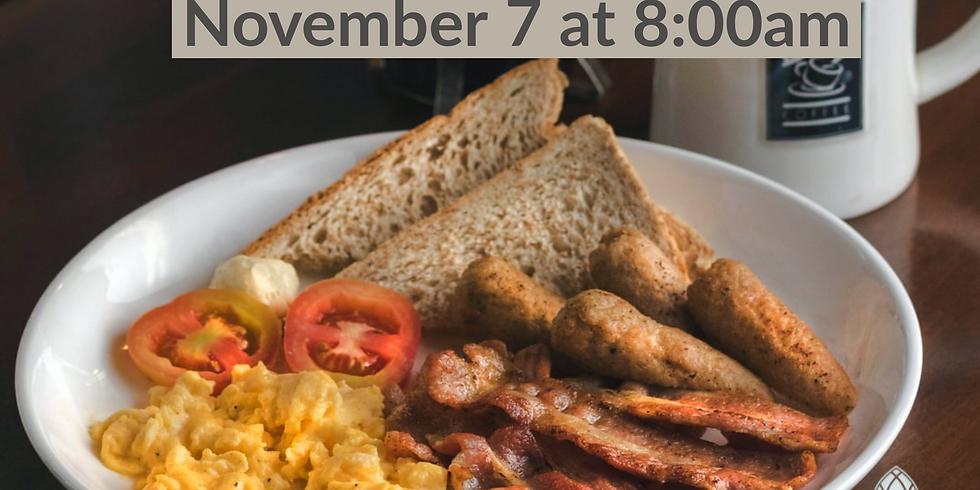 Men's Breakfast - November