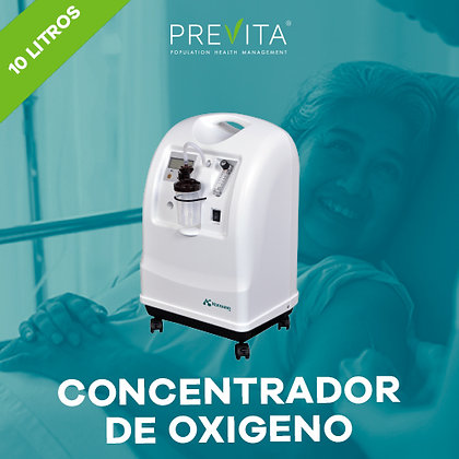 Concentrador de oxígeno  10 litros serie KSOC 10L