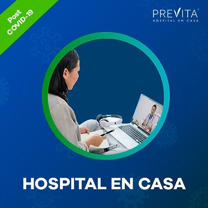 Hospital en casa post COVID-19