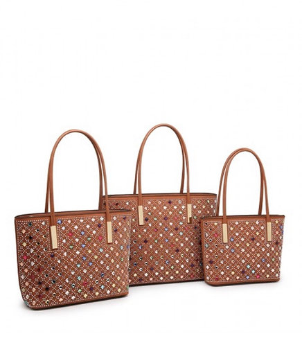 CML Jewelled Tote Bag