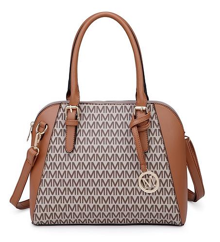 Small CML 'M' Detail Handbag