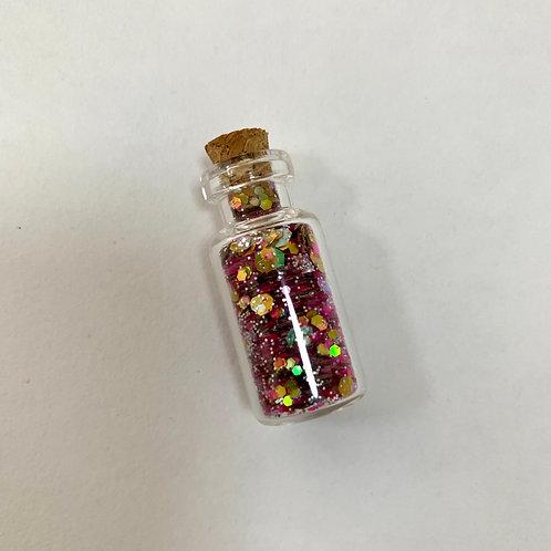 Nail Glitter - Pomegranate