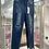Thumbnail: Ripped Raw Hem Skinny Jeans