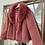 Thumbnail: Dusty Pink Fur Coat