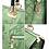 Thumbnail: CML Plant Embossed Handbag