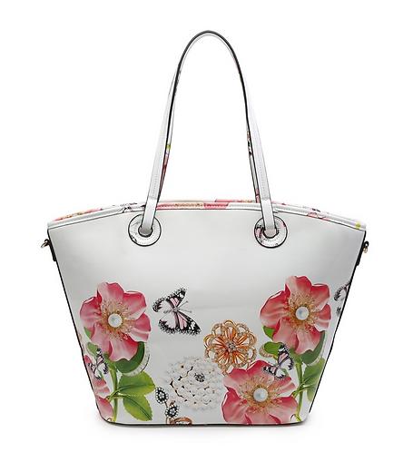 CML Ladies Floral Handbag