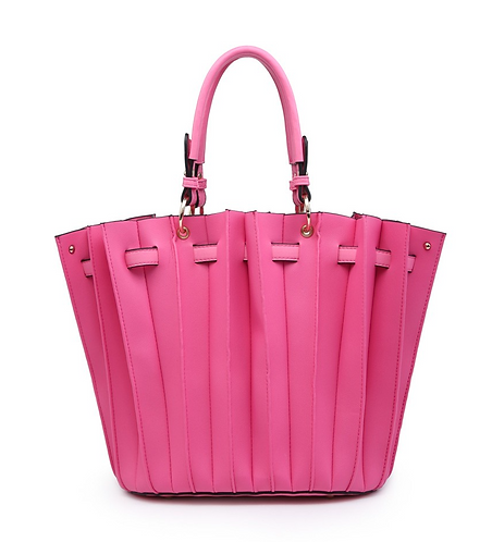 CML Pleated Handbag