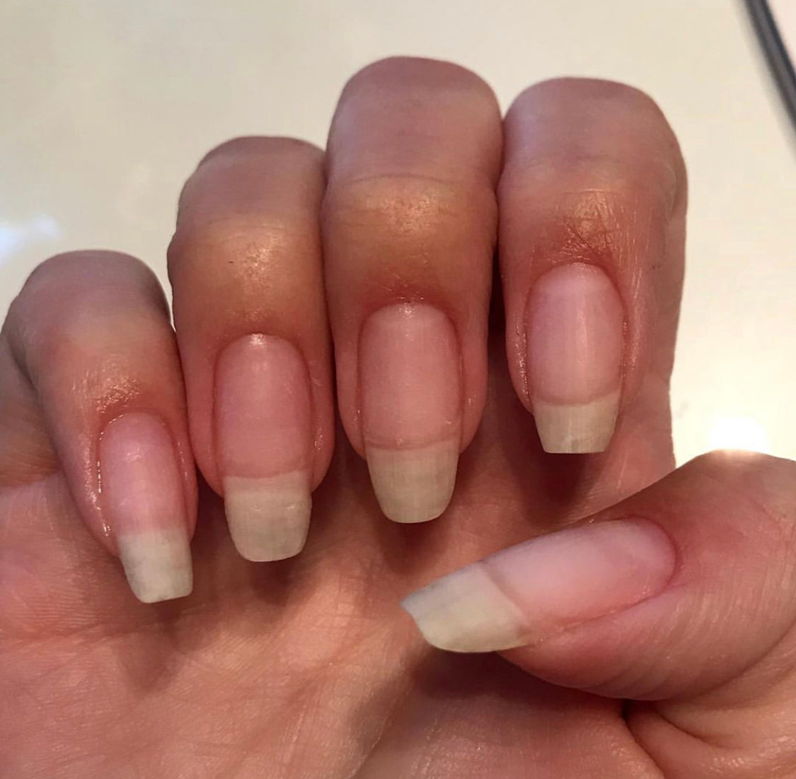 Gel Removal and Tidy