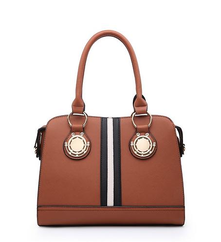 CML Strap Detail Handbag