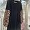 Thumbnail: Leopard Sleeve Dress