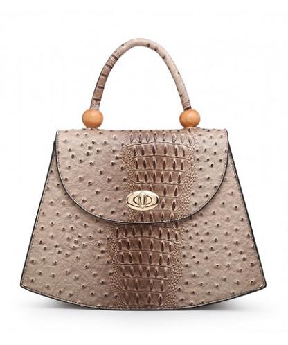 CML Textured Handbag
