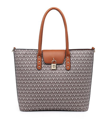 CML 'M' Detail Tote Bag