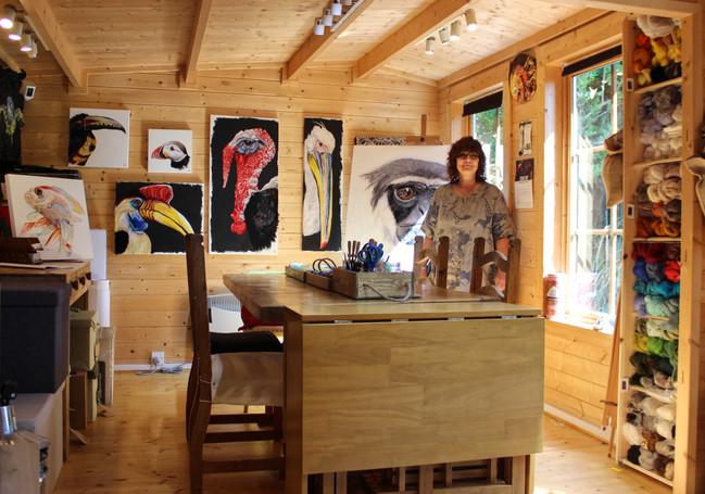 The Art Cabin