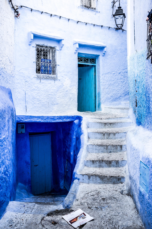 Moroccan Blue 4