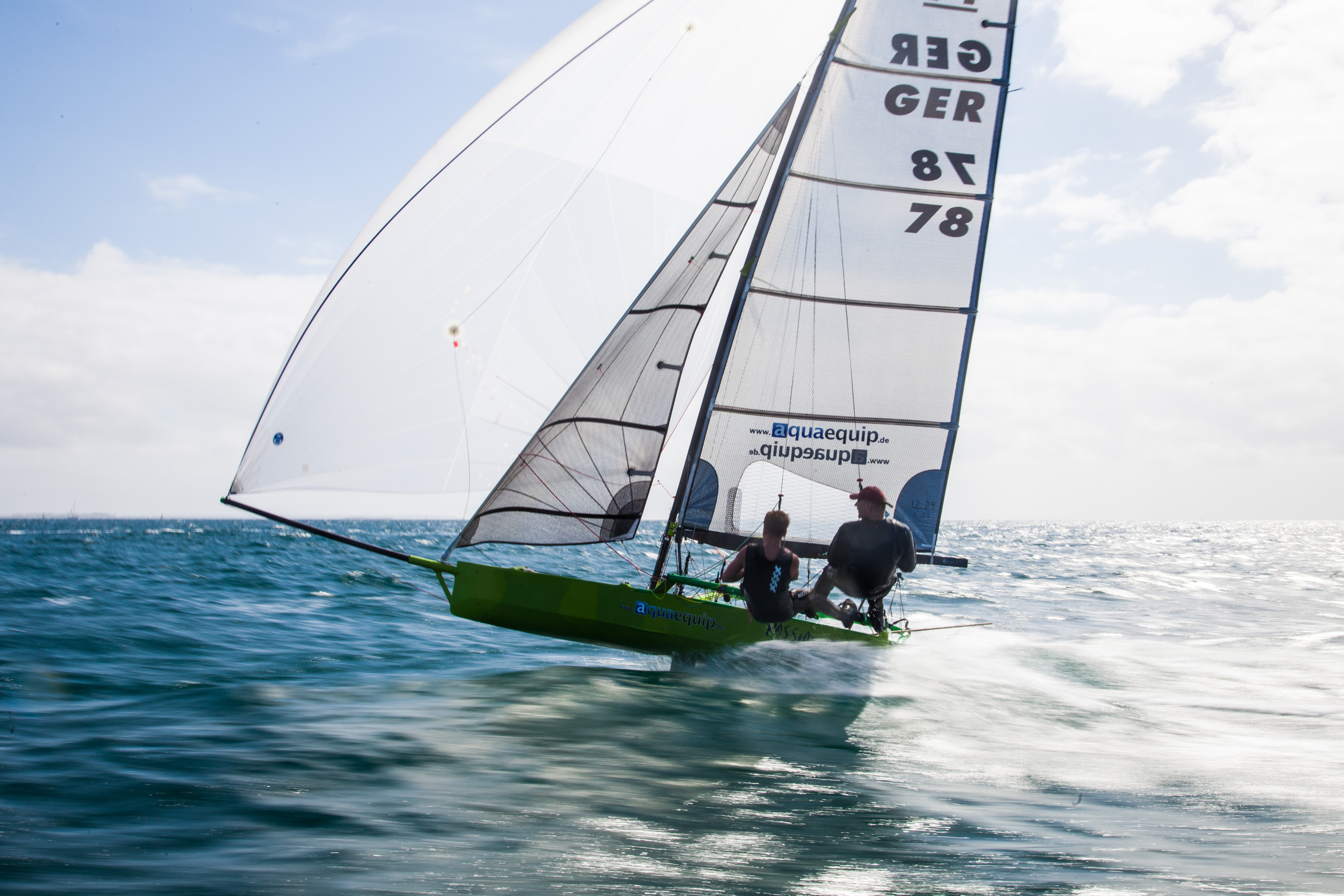 International 14 Foot Skiff Worlds