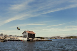 Sweden Boathouse