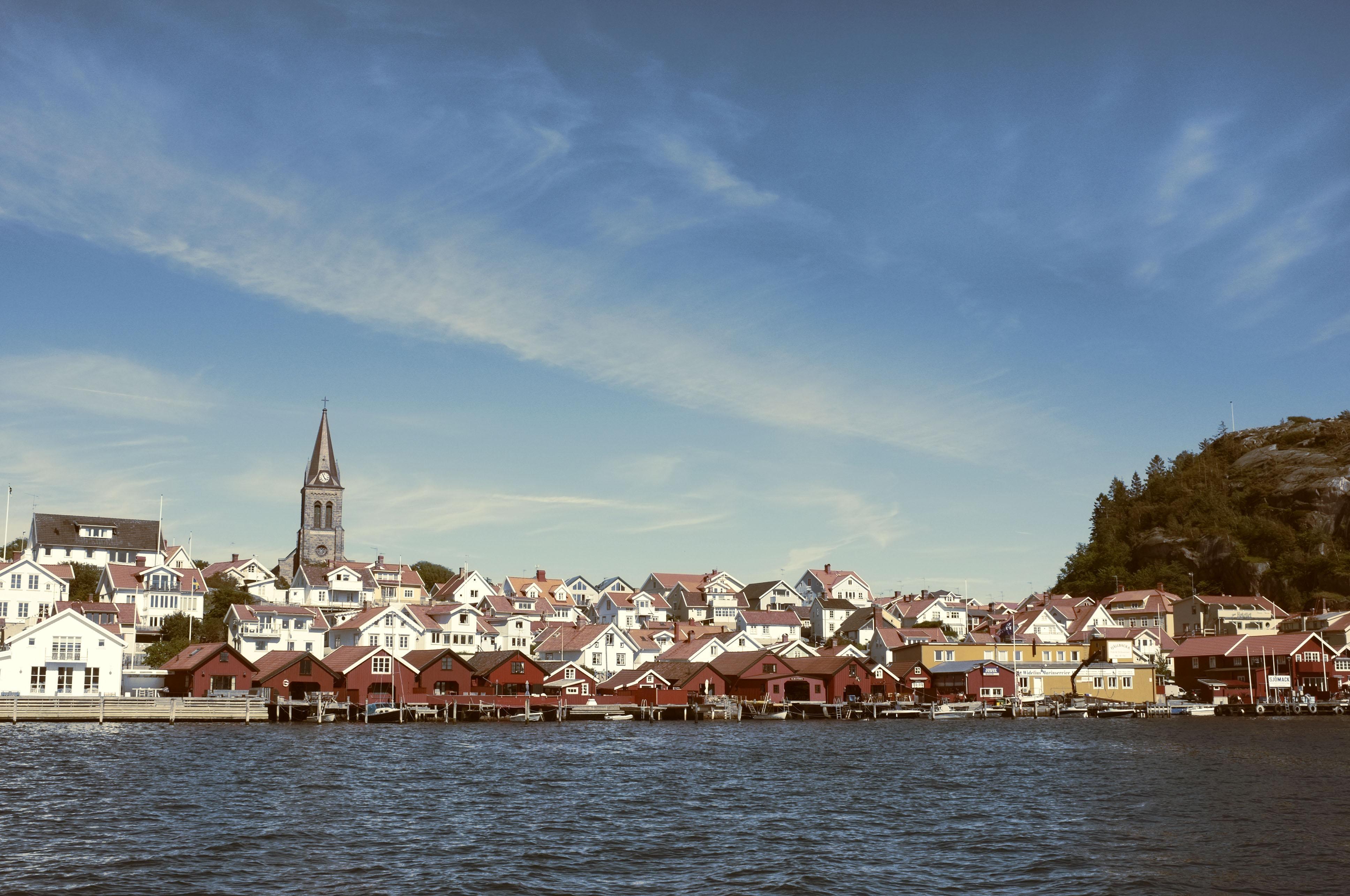 sweden town