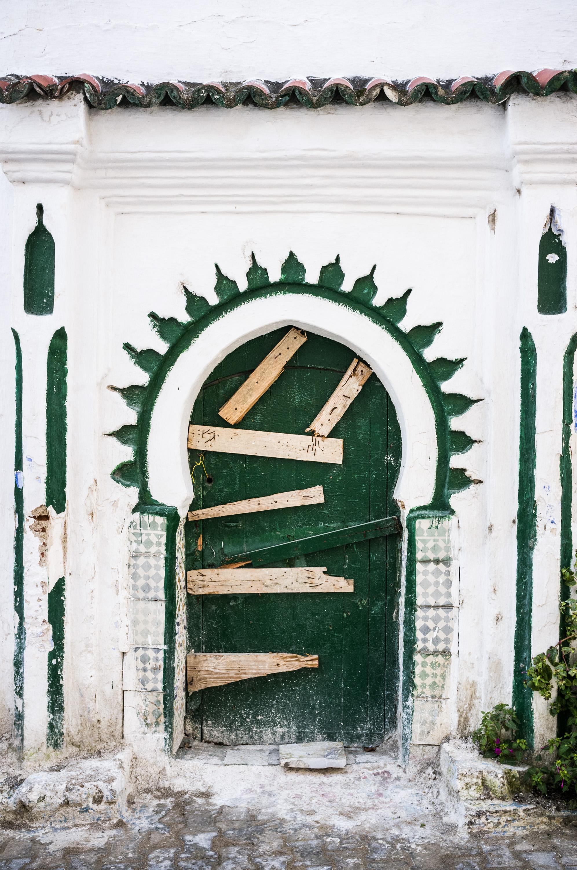 Moroccan doors-2