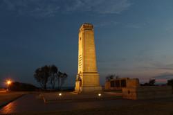 Brighton's Green Point War Memorial